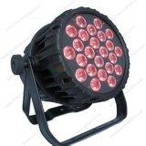 PARIDADE da lâmpada RGBW 4in1 10W*24PCS do diodo emissor de luz para o estágio do disco