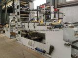 Máquina ybs-570 de seis colores Logística expreso adhesivo de impresión de etiquetas