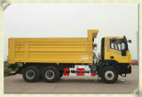 Caminhão basculante Hongyan Genlyon 6 * 4