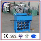Fördernder schneller Änderungs-Hilfsmittelfinn-Energien-Schlauch-quetschverbindenmaschine