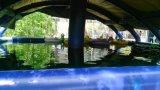 Piscine gonflable de l'eau pour le parc d'attractions