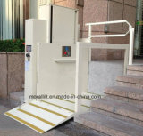 Plate-forme résidentielle hydraulique résidentielle de levage de fauteuil roulant