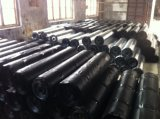 지붕 방수 처리를 위한 파란/녹색 검정에 의하여 강화되는 HDPE 자동 접착 방수 막