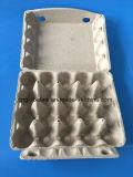 El huevo de la cartulina encuadierna los orificios de empaquetado de la bandeja 6/12/15/20/30 de huevos del cartón del huevo de papel de Plup
