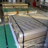 Feuille d'acier inoxydable des meilleurs prix et plaque laminées à chaud (AISI321)