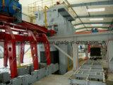 14000t presse hydraulique pour le Conseil de ciment en appuyant sur fibre optique