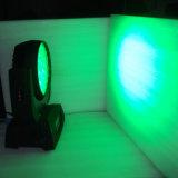 Luz principal movente do diodo emissor de luz da lavagem do zoom do DJ 36LEDs 10W RGBW 4in1 da barra do estágio do disco