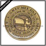 3D Customized Challenge Souvenir Metal Coin (BYH-10815)