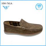 La mode la plus neuve d'enfant chausse les chaussures plates