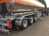 Rimorchio del serbatoio di combustibile della lega di alluminio 50000 litri dell'acciaio inossidabile di serbatoio di rimorchio del camion