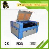 CNC láser de CO2 máquina de corte por láser máquina de grabado Madera Vidrio