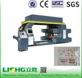 기계를 인쇄하는 자동적인 비 - 길쌈된 직물 Flexo