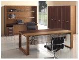 중국 L 모양 나무로 되는 호화스러운 사무실 테이블 사무실 책상 (SZ-OD207)