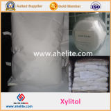 Dulcificantes del xilitol y D-Xilitol alimenticio de los suplementos