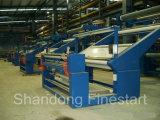 Compresor abierto de la anchura de la máquina de materia textil para la tela de algodón que preencoge proceso