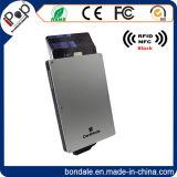 Sostenedor de la tarjeta de crédito de RFID para de la tarjeta de crédito