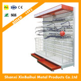 ISO und Cer führten Metallsupermarkt-Regal