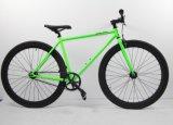 주문을 받아서 만들어진 색깔 고침 기어 자전거 궤도 자전거 Fixie 도로 자전거