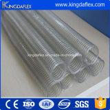Transparenter Stahldraht Belüftung-Absaugung-Schlauch