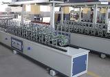 木工業機械冷たい接着剤のプロフィールの包む機械
