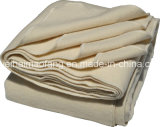 Woolen tessuto 100%Pure Virgin New Wool Hotel Blanket