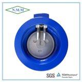 Un disco tipo wafer Válvula de retención de giro