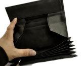 Бумажник кельнеров PU кожаный с карманн монетки