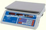 テーブルの上のスケール(GRT-ACS718)を数えるデジタル正確なバランス