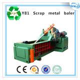 Machine hydraulique de compresse de fer (qualité)