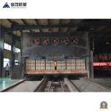 Machine allumée automatique favorable à l'environnement de brique d'argile avec le matériel de four