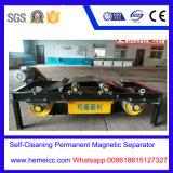Separatore magnetico permanente a pulizia automatica per cemento, Chemical-2