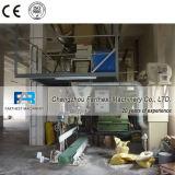 Geflügel-Zufuhr-Beutel-Nähmaschine und Förderanlage