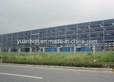 Edificio de marco de acero como taller