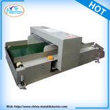 Функция печати данных из текстиля игольчатый металлоискателя