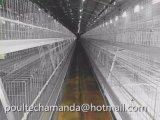 Клетки цыпленка слоя фермы с автоматическим оборудованием для Нигерии и Кении тип