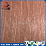 3mm panel decorativo de madera de teca y roble/nogal contrachapado de lujo
