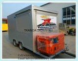 De nieuwe Op bestelling gemaakte Bestelwagen van de Concessie