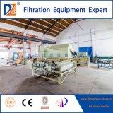 Machine de asséchage de filtre-presse de courroie de matériel de cambouis de Dazhang