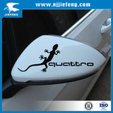 Etiquetas transparentes de la etiqueta engomada del PVC para el coche de la motocicleta eléctrico