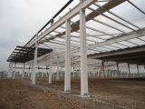 Prefabricated 건물 강철 구조물 건축