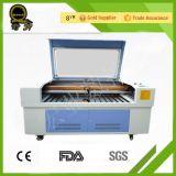 Máquina de estaca acrílica 1300mm*2500mm do laser do PVC do MDF da venda quente