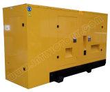 Ce/Soncap/CIQ/ISOの証明の160kw/200kVA Yuchaiの無声ディーゼル発電機
