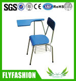 Silla del estudiante de los muebles de escuela con la pista de escritura (SF-17F)