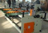 Impression de carton et de papier cartonné de cornière et machine de découpage de Quatre-Couteau