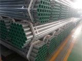 BS1387 Tubulações galvanizadas a quente de aço quente com extremidade biselada