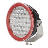 Heavy Duty CREE 225W 12V 9inch impermeable Foco LED para el barco