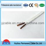 Alambre flexible del cable de alambre del gemelo del conductor del cobre de la alta calidad del Spt