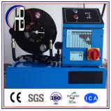 Máquina de friso da mangueira hidráulica da potência do Finn do Ce da alta qualidade