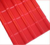 鋼材Q235Bの家によって波形を付けられる電流を通された鋼鉄屋根ふきシート