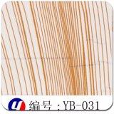 Пленка краски деревянного зерна ширины Yingcai 1m гидро